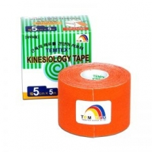 Cotton Temtex orange roll