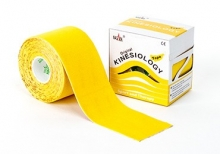 Nasara Original Kinesiology Tape yellow roll