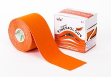 Rollo naranja Nasara Original Kinesiology Tape