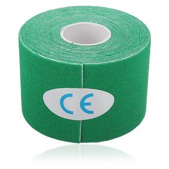 Rollo verde Madisio algodón